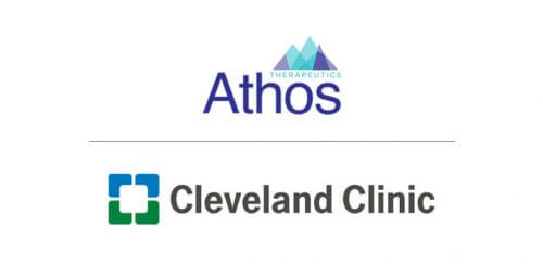athos and cleveland clinic logos